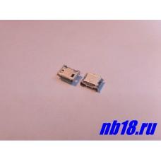 Разъем Micro-USB (B0002)