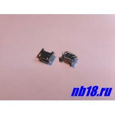 Разъем Micro-USB (B0004)