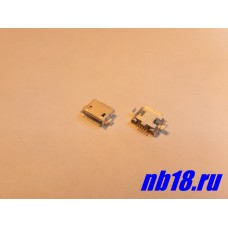 Разъем Micro-USB (B0005)