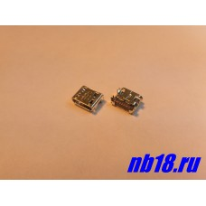 Разъем Micro-USB (B0007)