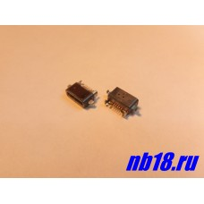Разъем Micro-USB (B0008)