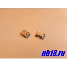 Разъем Micro-USB (B0013)