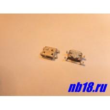 Разъем Micro-USB (B0014)