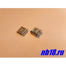 Разъем Micro-USB (B0015)