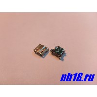 Разъем Micro-USB (B0075)