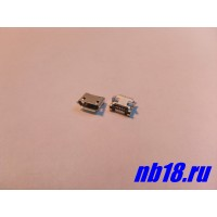 Разъем Micro-USB (B0078)