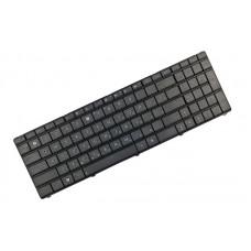 Клавиатура для ноутбука Asus A52, A54, G51, G53, G60, G72, G73, K52, K55, K72, K73, N50, N53, N61, N71, N73, N90, P53, U50, X52, X54, X61, X66, W90 (Rev 3), (RU), черная