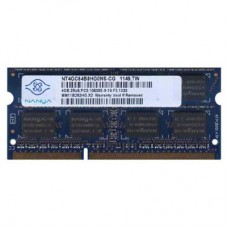 2GB 2Rx8 PC3-10600S nanya technology