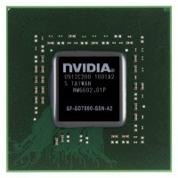 GF-GO7900-GSN-A2 видеочип nVidia GeForce Go7900 GS